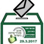 מועמדים לבחירה – 29.3.2017